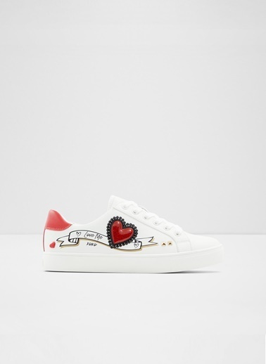 Aldo Amtzell - Beyaz Kadin Sneaker Beyaz